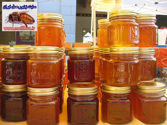 استاندارد و مشخصات عسل
